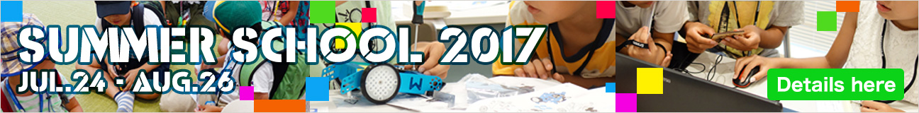 The Play-With-Tech Summer school! (K-6)