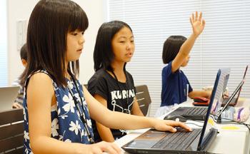 子どもたちに大人気のプログラミング学習
