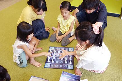 プログラミング:ボードゲームでプログラミング思考を身に着けよう
