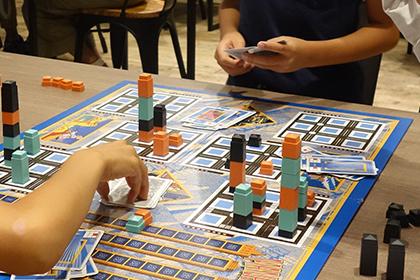世界のボードゲームで遊ぼう