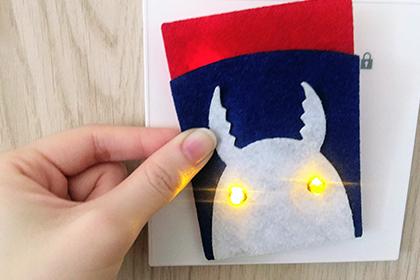 デジタルファブ:光るパスケースをつくろう