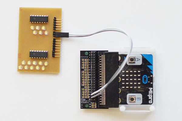 micro:bit | Create instruments and robots with microcomputers