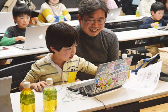 【体験会レポート】<br>MinecraftEdu(マインクラフトエデュ)に挑戦!