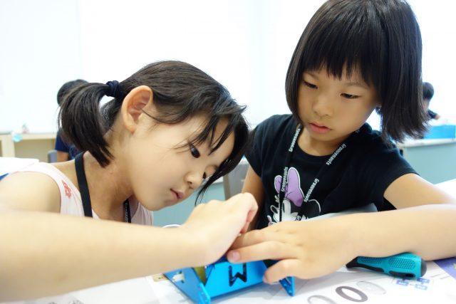 【サマースクール2016レポート2】ロボット制作&プログラミング!