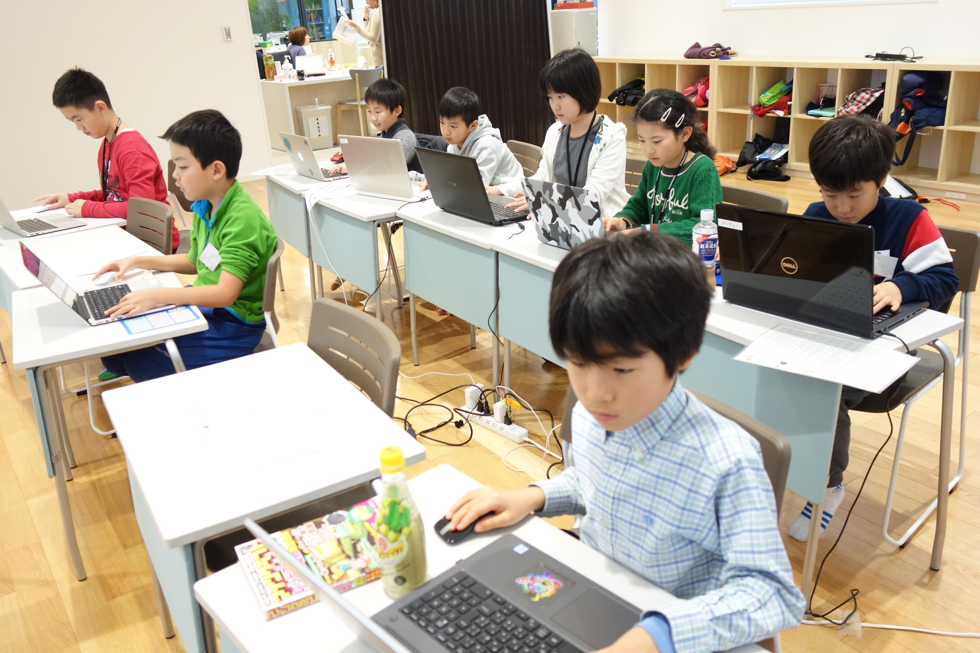 Join Our Trial Lesson on 7/8 (Sat) to Make a Game with Scratch! (4th–6th Graders)