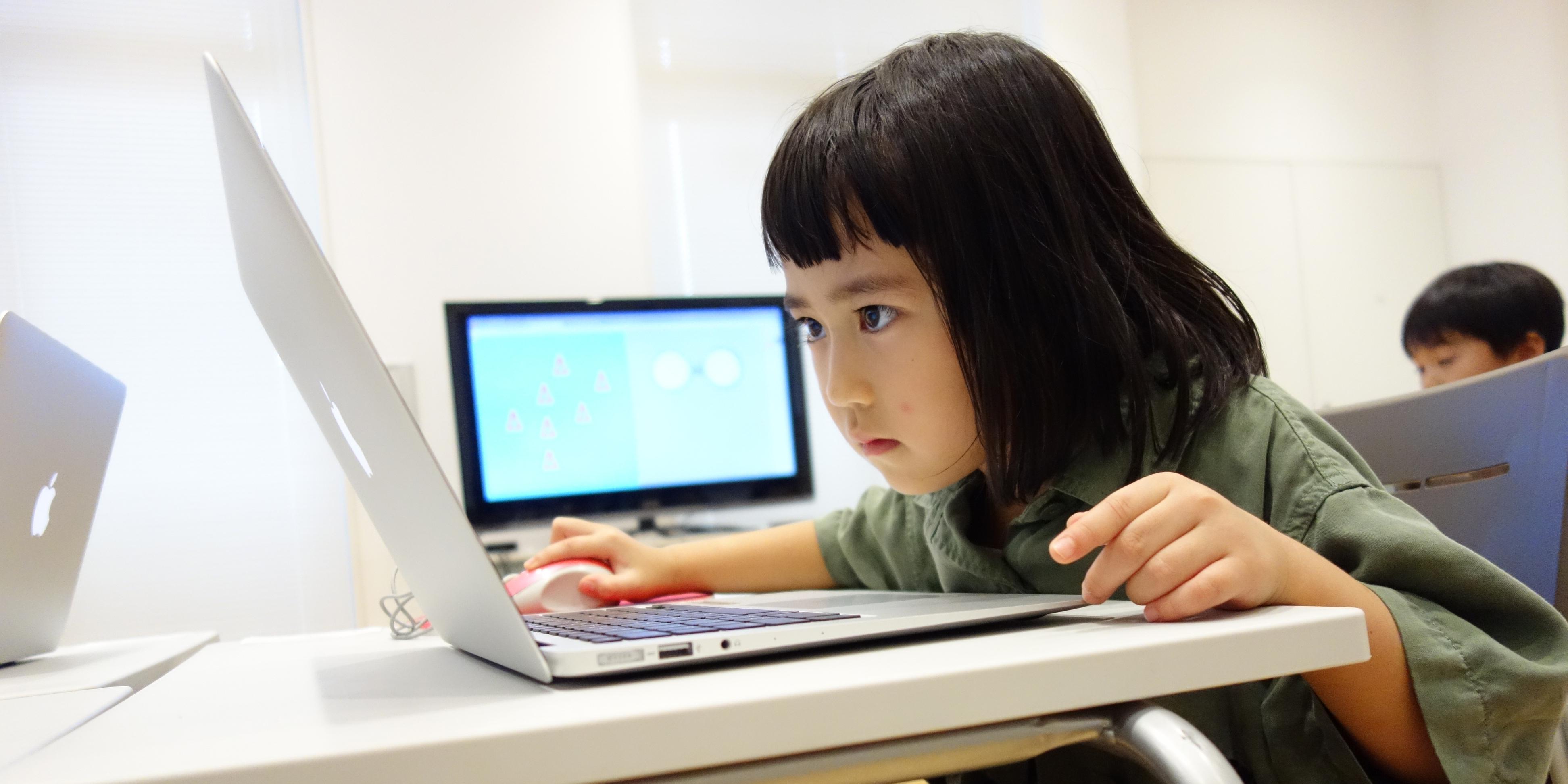 【11/11・11/18(土)・体験イベント】「はじめてのプログラミング」を開催します