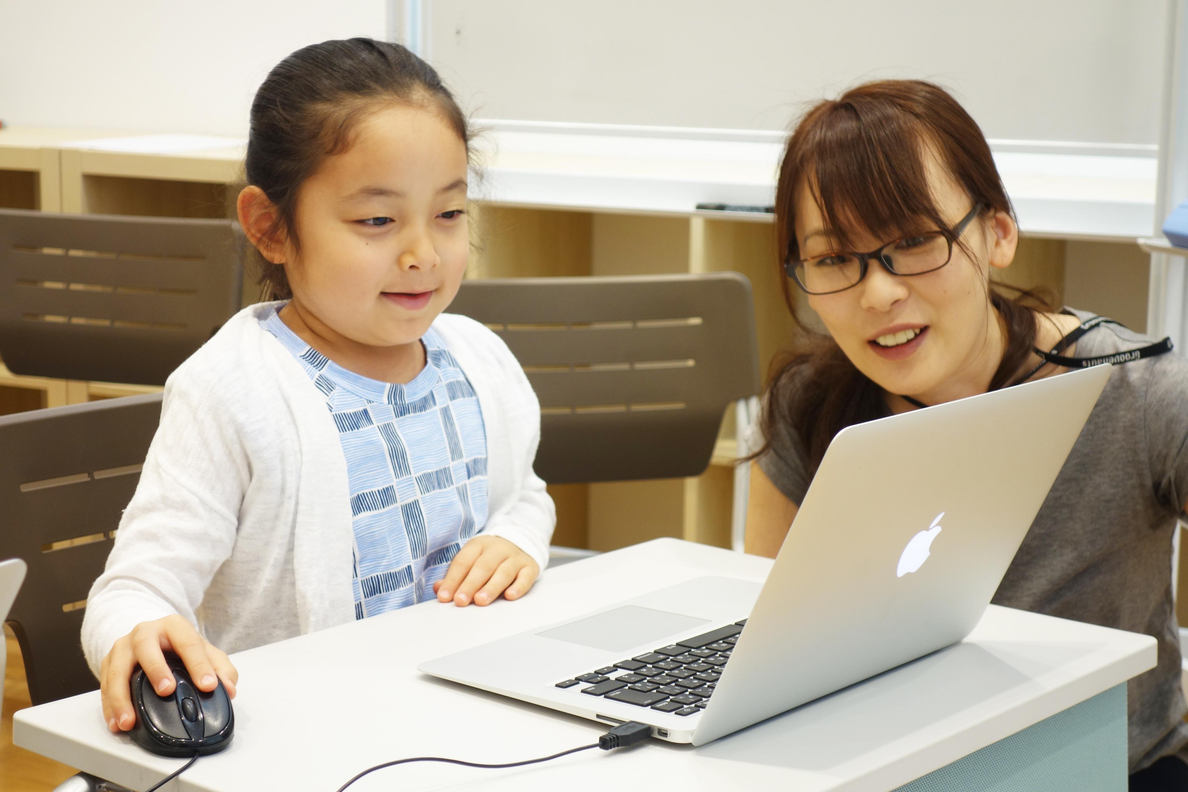 年長〜小学6年 女子限定☆ 11/26(日)に「ガールズプログラミングデー」を開催します