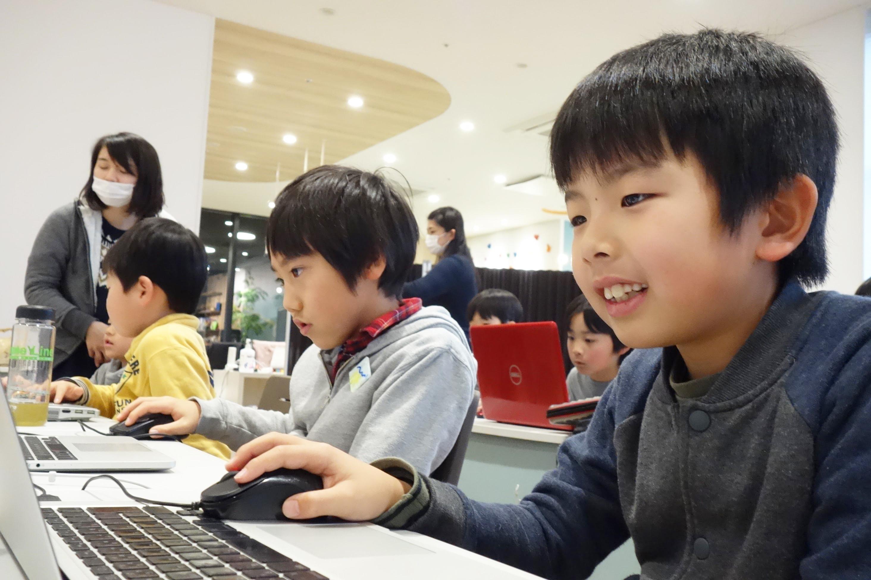 【2/17(土)・体験イベント】「はじめてのプログラミング」を開催します