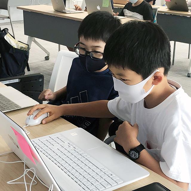 キャンプin京都プログラミング2